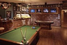 Man Cave / by Marty Bigperm