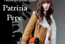 Patrizia Pepe / Patrizia Pepe collezione e catalogo primavera estate e autunno inverno abiti abbigliamento accessori scarpe borse sfilata donna.