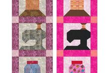 QUILTS Paper Piecing