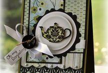 Tea and Coffee cards
