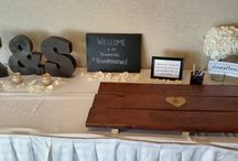 The Berwick - Guest Book Ideas / Alternative Guest Books for your Wedding