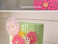 Gâteau + Décoration