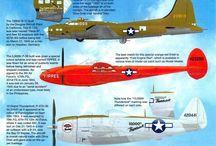 Warbirds / Combat props