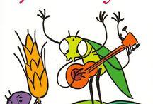 tücsök és hangya