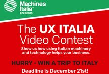 UX Italia Video Contest