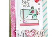 Friends of Paper Smooches / Here are Paper Smooches cards created by our friends