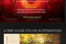 Advents-Konzert Flyer