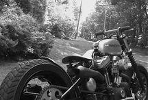 motorcycles...any