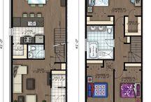 Idées plan maison