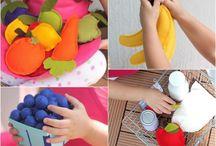 Spielküche Zubehör selber machen