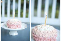 kids birthday parties /cakes
