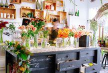 Virág üzletek