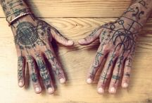 hand tattoos for guys