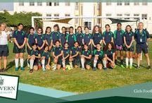 Girls Football Match 9th November