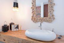 Lavabos / Banheiros