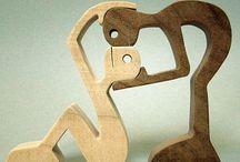 Γλυπτική ξυλου