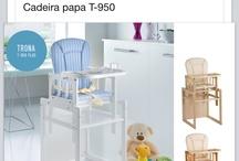 Mobiliário Bebé