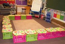 Classroom Decoration / Ideas for decorating classrooms and photos of how real classrooms are decorated, arranged, and organized. / by Angela Watson's Teaching Ideas