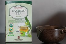 Bamboo Tea / Bamboo tea by General Mings in 5 flavors!