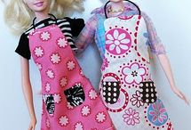Vestidos barbies