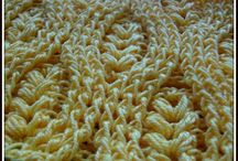 CROCHET: Stitches- Cables / Crochet Stitches- Cables / by Lady Katie