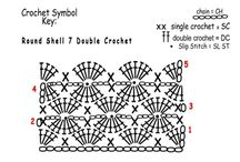 Stitches and pattern
