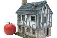 1:48 scale Dolls Houses