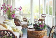 Veranda (front porch)