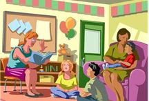 Child/Daycare 101 / by Brooke Latta