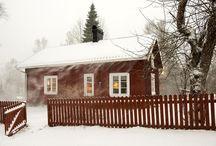 Kaunis naapurimaamme Ruotsi / Kaupunkeja, maaseutua ja syötävää koko ruotsista. Kuvia kuninkaallisesta perheestä.