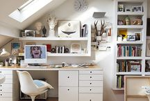 Office Attic Spaces / Explore the possibilities of your loft with our office attic spaces inspiration board