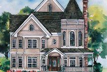 Home Building Dreams / by Alicia Jacobs