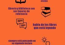 Animación a la lectura (infografías) / Mis infografías para animar a la lectura