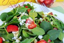 Salads / Take your salad to the next level with these recipes.