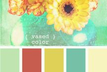 Inspiration - colors / Color inspiration