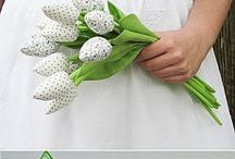 textílvirágok