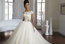 MGNY wedding gowns in stock