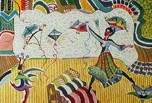 Márcio Melo Pintor brasileiro-canadense contemporâneo