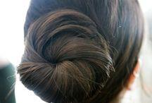Hair up, hair down / by Sara M Cabello