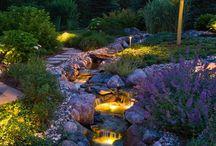 ogród woda