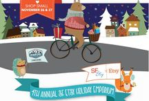 IHESF 2016 Holiday Emporium / Kick off the Holiday Season as Etsy comes to life in this very special shopping experience! Come out and shop and support over 200 local artisans and small batch food vendors as the local SFETSY showcases their work at Pier 70 in the Dogpatch neighborhood in San Francisco!  https://www.facebook.com/events/1599973353635027/