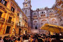 Trip Malaga, Spain