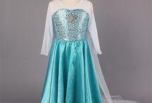 frosen jurk