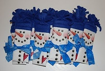 Christmas ~~ GIfts~Wrap~Ideas / by Deb Carter