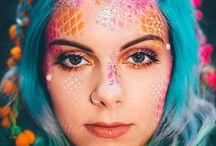 · Costume Makeup ·
