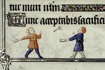 sredniowieczne zabawy