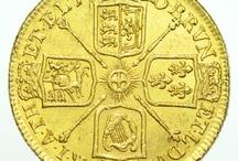 Goldmünzen Historisch (UK)