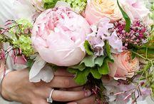 Esküvői csokrok, virágok