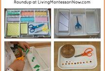 Montessori życie codzienne