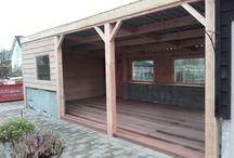 overkapping/veranda